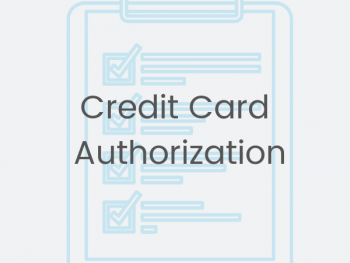 Icon for Always Express Credit Card Authorization form
