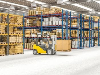 Warehousing and online inventory are areas of expertise at Always Express